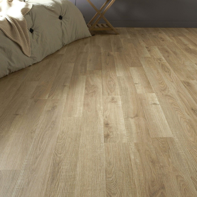 sol stratifi oslo ep 7 mm artens basics 7 leroy merlin. Black Bedroom Furniture Sets. Home Design Ideas