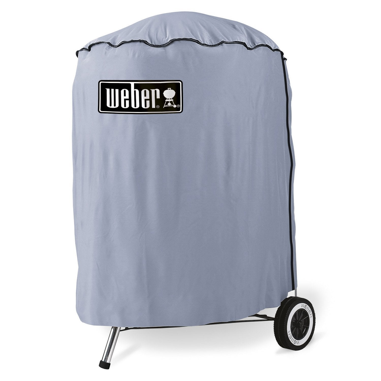 Housse de protection pour barbecue weber 47 x 47 x 81 cm for Housse pour barbecue weber