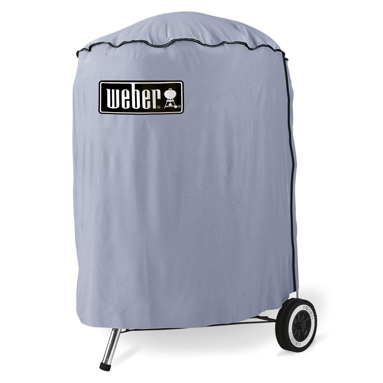 Housse de protection pour barbecue weber 47 x 47 x 81 cm - Housse barbecue weber ...