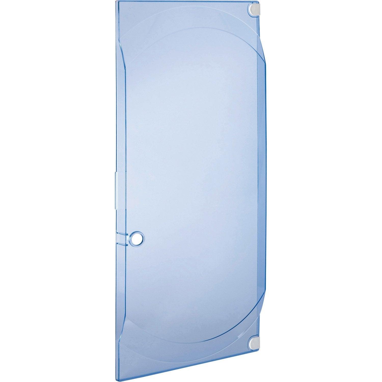 porte pour tableau lectrique abb 3 rang es 39 modules leroy merlin. Black Bedroom Furniture Sets. Home Design Ideas