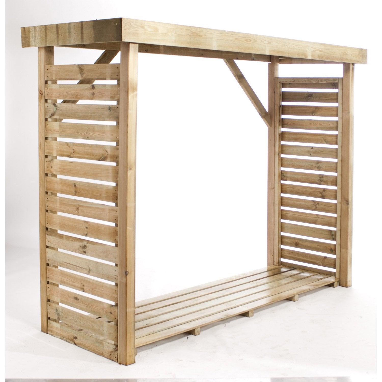 Bucher Bois Leroy Merlin : B?cher en bois HELKA, 0.13 m? Leroy Merlin