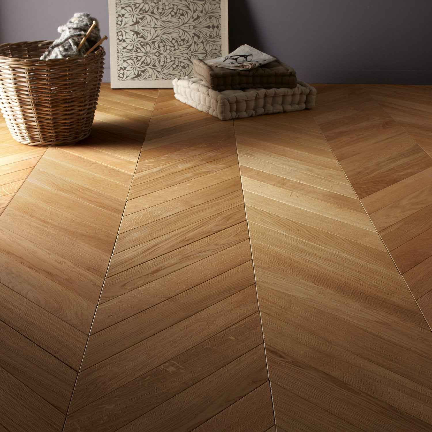 Parquet Point De Hongrie Leroy Merlin