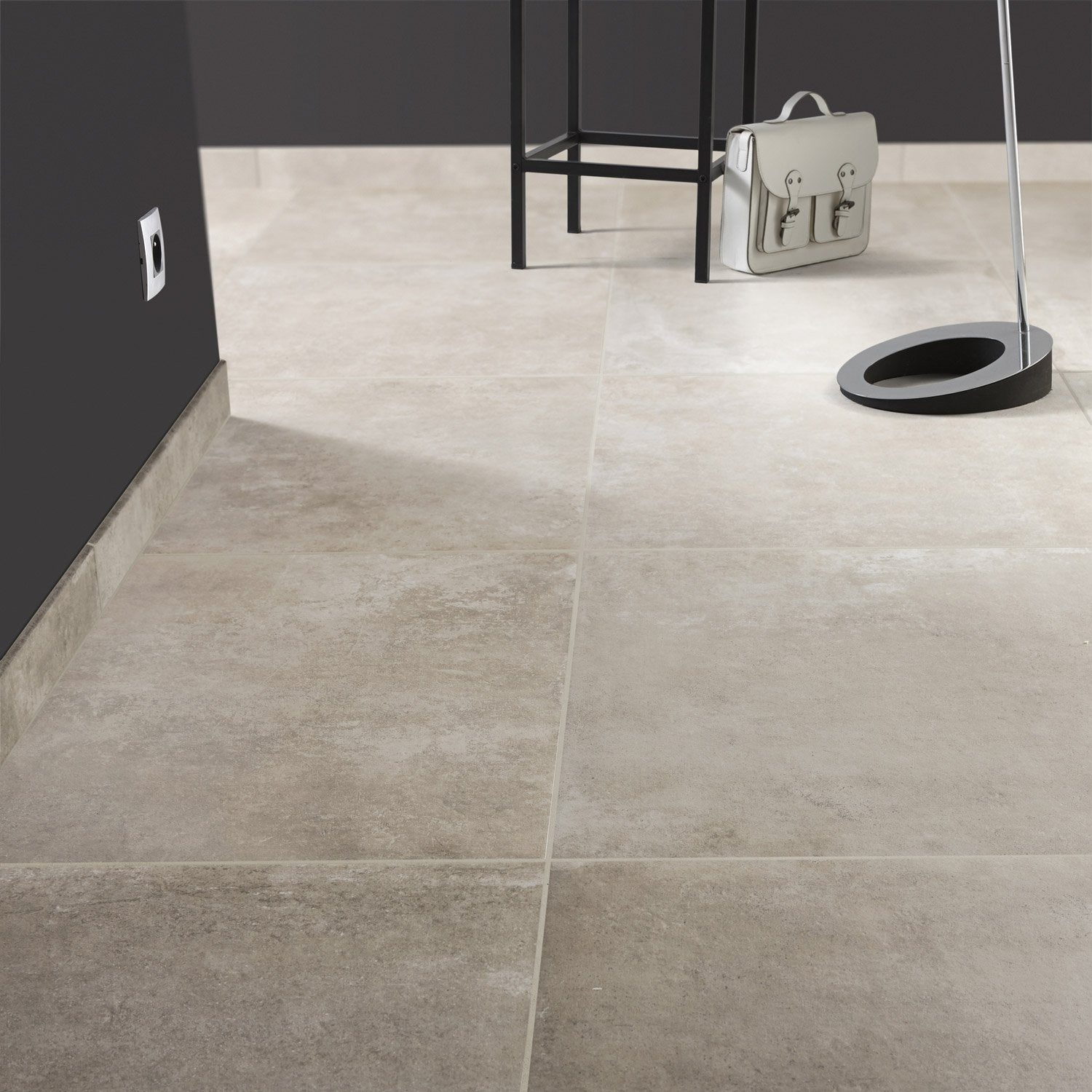 Carrelage design carrelage taupe moderne design pour for Carrelage 60 60