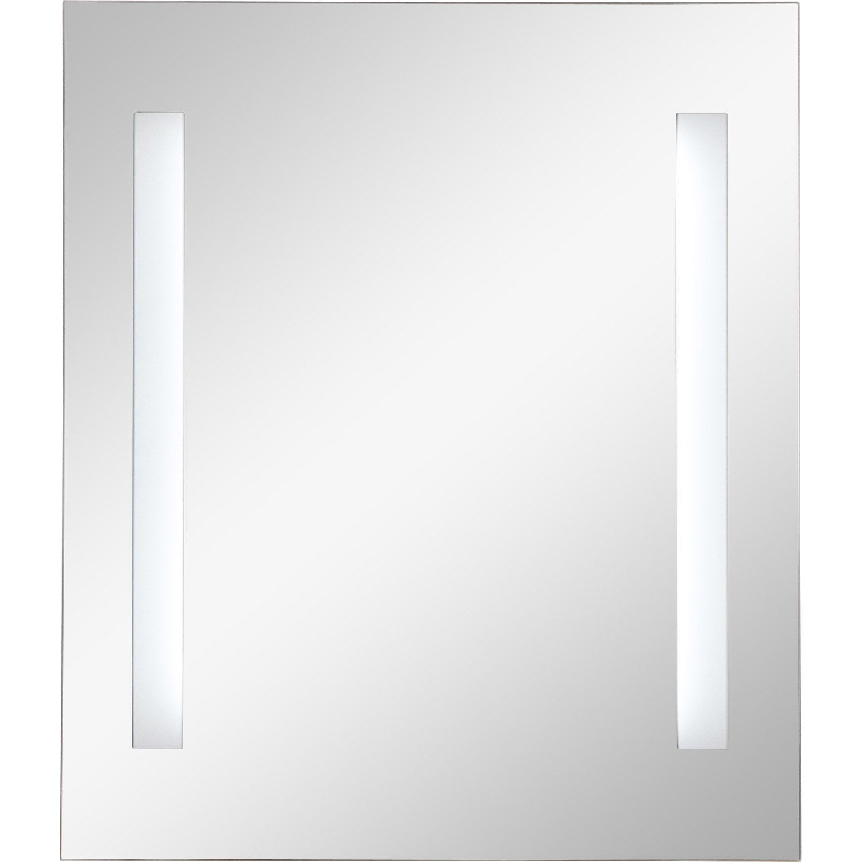 Miroir eclairant for Miroir lumineux