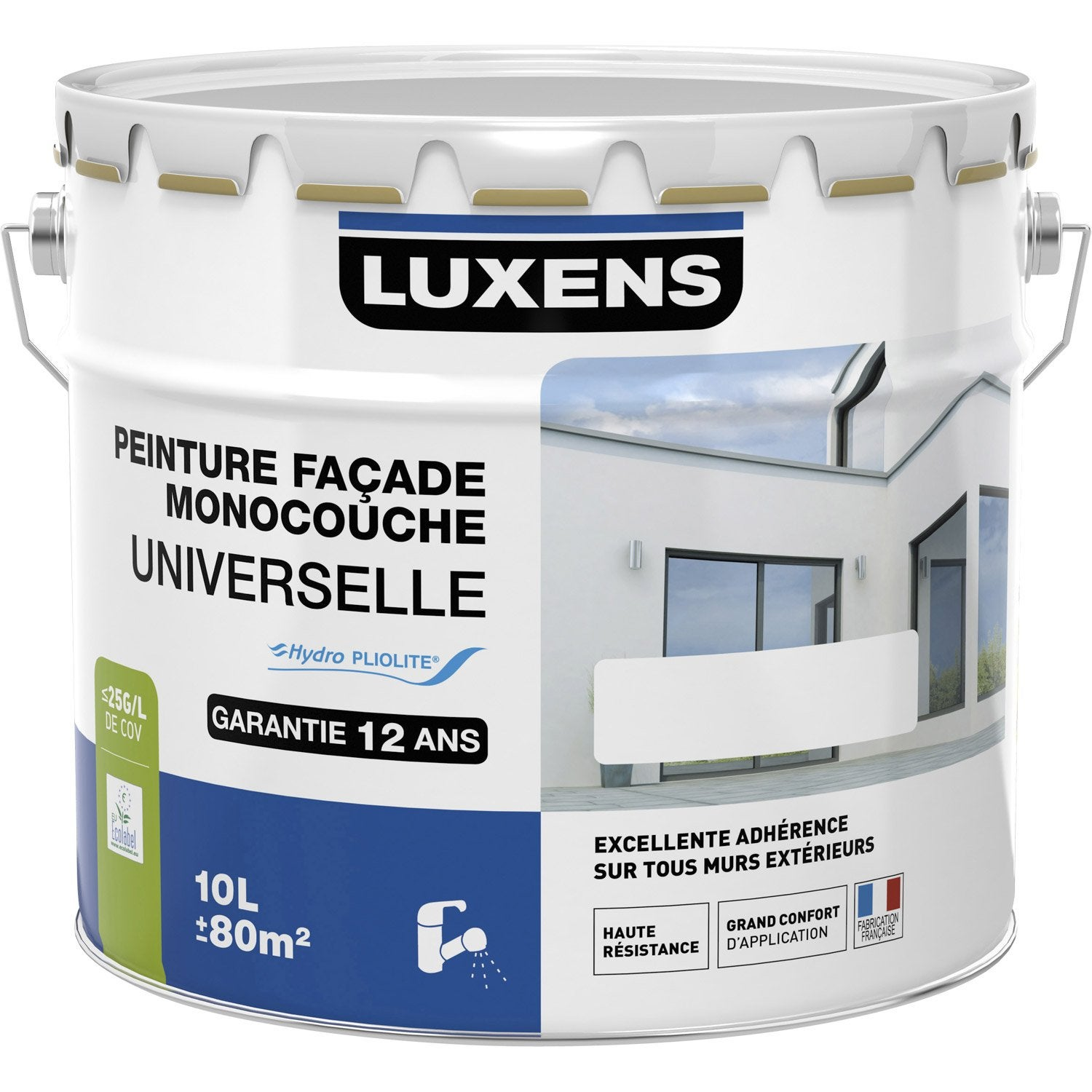 Peinture luxens leroy merlin photos de conception de maison for Peinture teinte leroy merlin