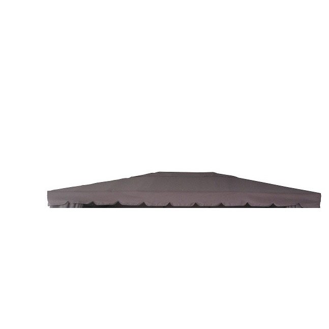 toile polyester azay villandry marron x cm leroy merlin. Black Bedroom Furniture Sets. Home Design Ideas