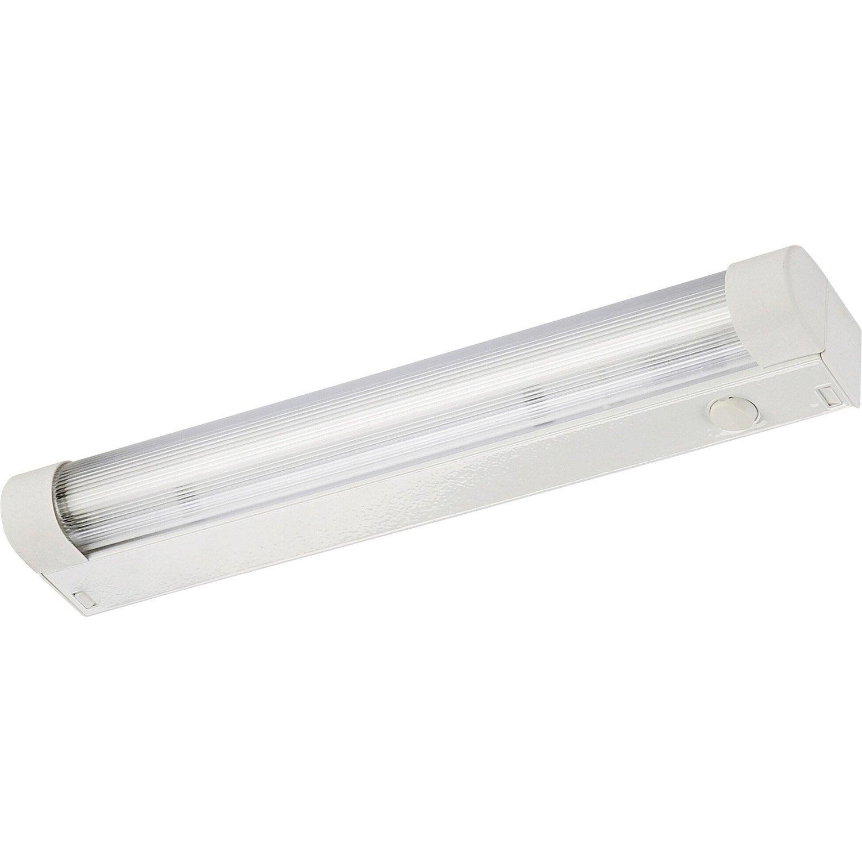 Reglette neon leroy merlin for Tube neon salle de bain