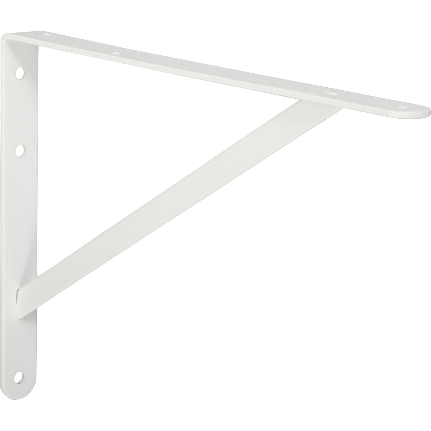 Equerre dolmen 268x400mm leroy merlin for Equerre etagere murale