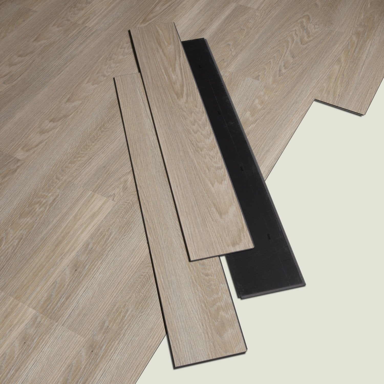 lame pvc clic gerflor senso lock rosebud natural leroy merlin. Black Bedroom Furniture Sets. Home Design Ideas