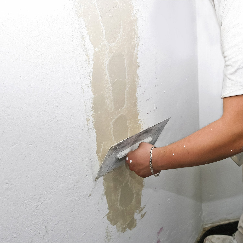 Pr Parer Un Mur Avant De Le Peindre 45 Min 1h Leroy Preparer Un Mur Avant  De Peindre