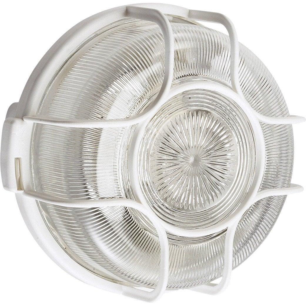 hublot eco rond sans ampoule 0 e27 leroy merlin. Black Bedroom Furniture Sets. Home Design Ideas