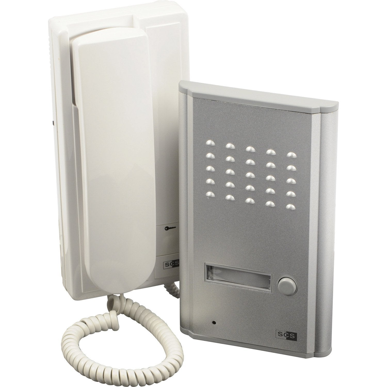 Interphone filaire scs sentinel 3208d