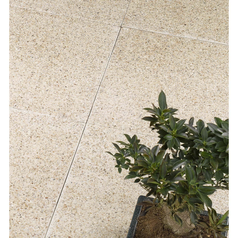 Dalle corbi res en b ton blanc x cm x ep 35 mm leroy merlin - Dalle de beton leroy merlin ...