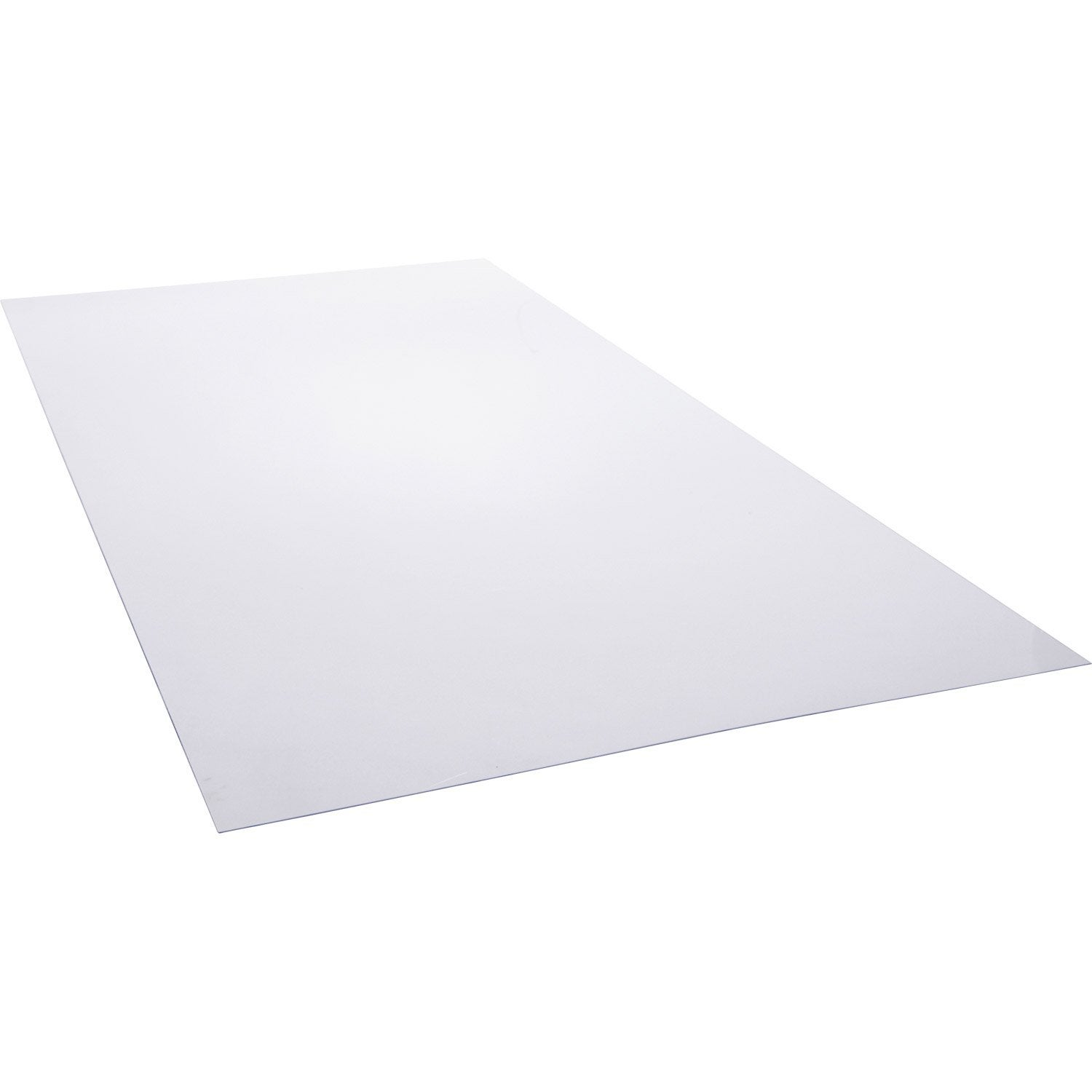 Plaque de verre synth tique polystyr ne 200x100cm p 2 for Polystyrene extrude leroy merlin