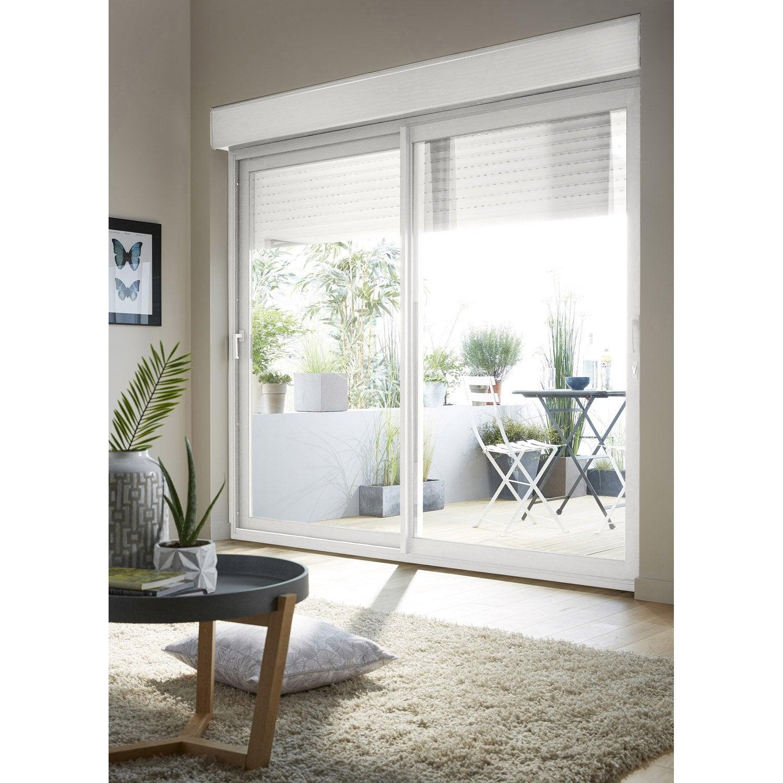volet roulant motoris filaire aluminium isol x cm leroy merlin. Black Bedroom Furniture Sets. Home Design Ideas