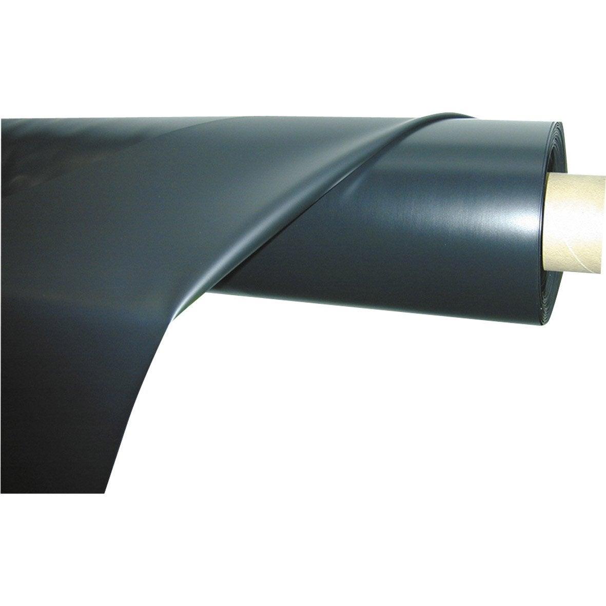Liner pour bassin ubbink aqualiner 205 50x2m leroy merlin for Liner bassin