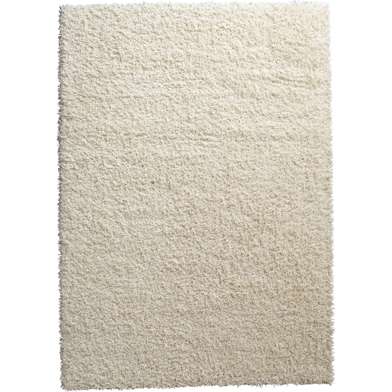 tapis shaggy cubic blanc calcaire n 2 230x160 cm leroy merlin. Black Bedroom Furniture Sets. Home Design Ideas