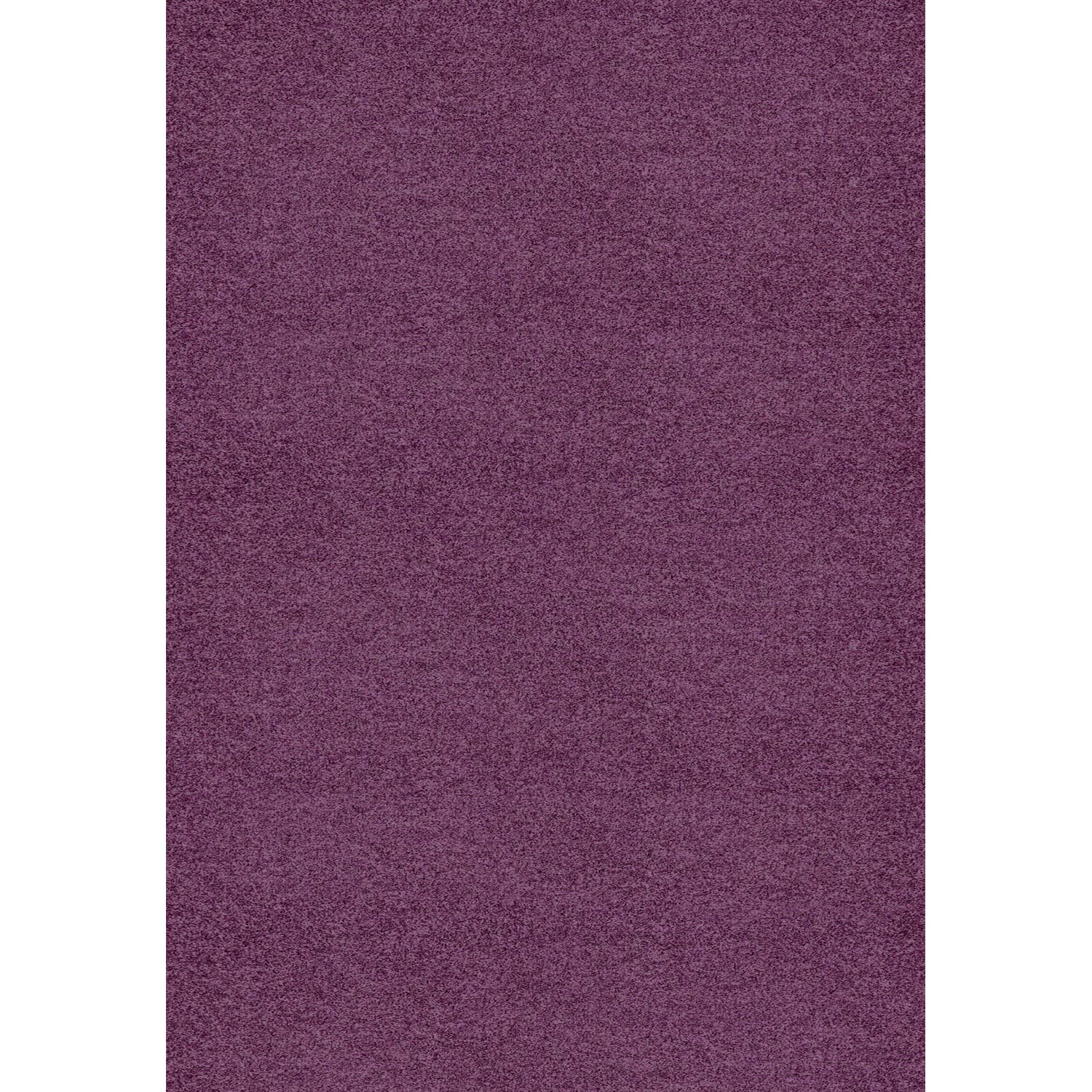 tapis shaggy lizzy violet 115x60 cm leroy merlin. Black Bedroom Furniture Sets. Home Design Ideas