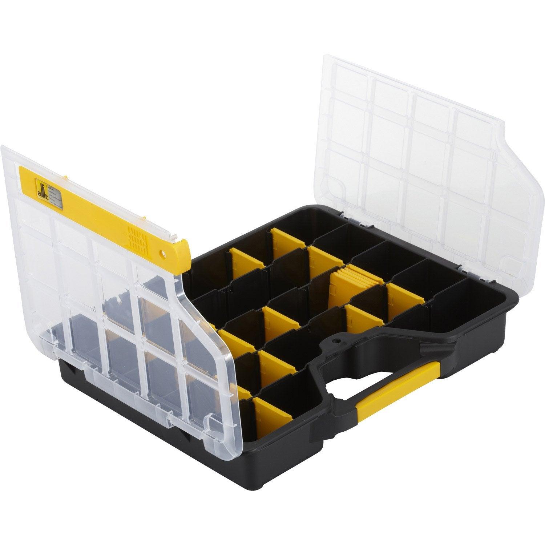 malette plastique allit l365 x h62 x p295 cm
