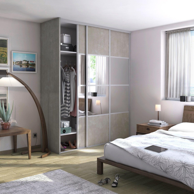 diaporama des portes de placard coulissantes et pratiques. Black Bedroom Furniture Sets. Home Design Ideas