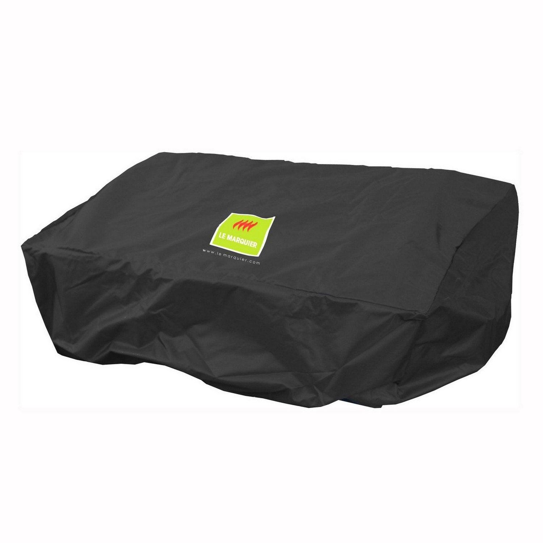 housse de protection pour plancha x x cm leroy merlin. Black Bedroom Furniture Sets. Home Design Ideas