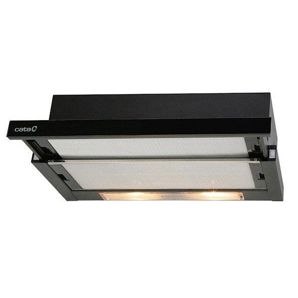 hotte tiroir l60cm cata tf2003 glass leroy merlin. Black Bedroom Furniture Sets. Home Design Ideas