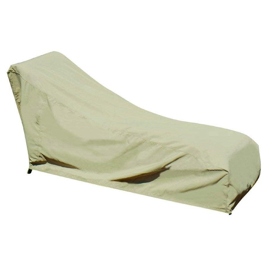 Housse de protection pour bain de soleil naterial 180 x 100 x 80 cm leroy merlin for Housse de fauteuil salon de jardin