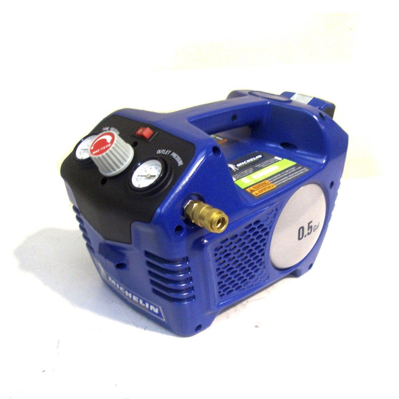 Compresseur de chantier michelin 2 l 0 5 cv leroy merlin - Transformateur 220v 12v leroy merlin ...
