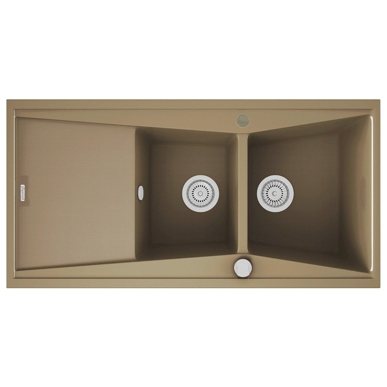 modes de livraison leroy merlin evier 2 bacs leroy merlin. Black Bedroom Furniture Sets. Home Design Ideas