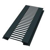outillage grille d 39 a ration pvc anthracite 3 m. Black Bedroom Furniture Sets. Home Design Ideas