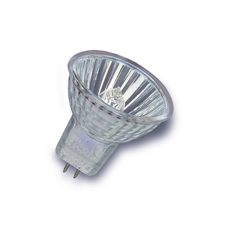 Ampoule reflecteur halogene 20w osram g4 lumiere chaude - Ampoule lumiere noire leroy merlin ...