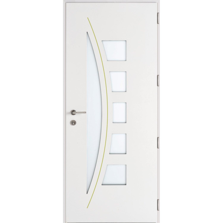 Porte D 39 Entr E Sur Mesure En Aluminium Acora Excellence Leroy Merlin