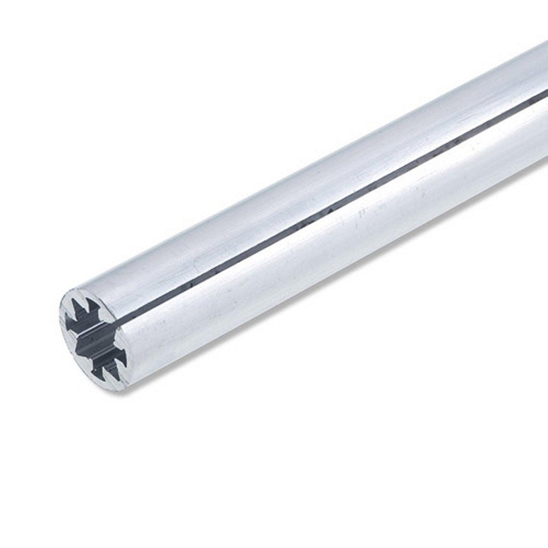 tube rond aluminium brut l 1 m leroy merlin. Black Bedroom Furniture Sets. Home Design Ideas