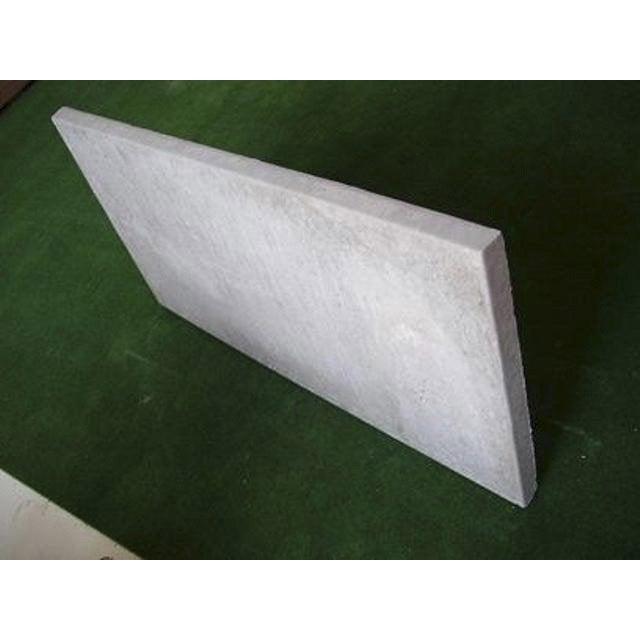 Plaque Beton Cloture : Plaque pour clôture droite en béton pleine l h cm
