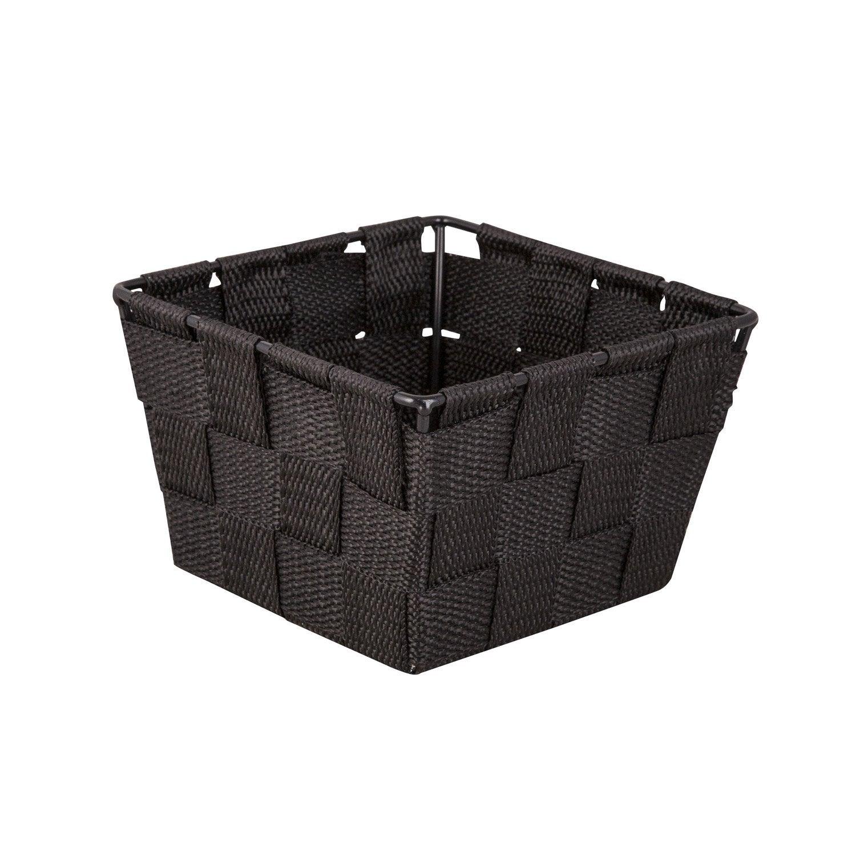 Panier en plastique noir noir 0 Basket