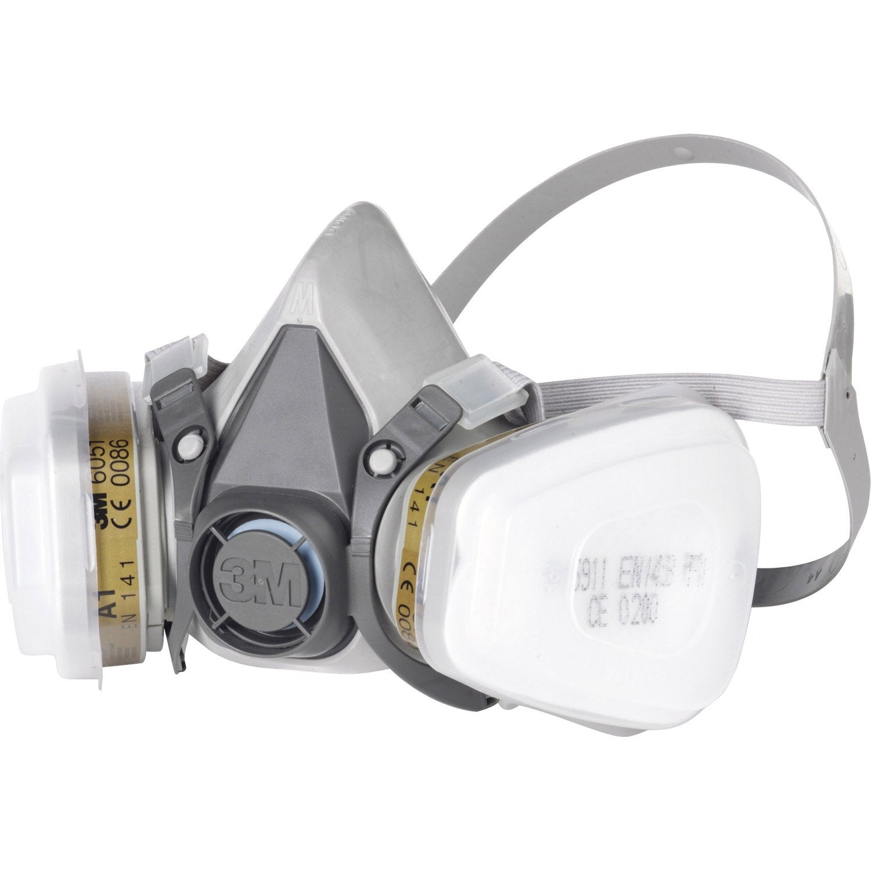 Masque de protection peinture et vernis 3m protect leroy - Protector esquinas leroy merlin ...