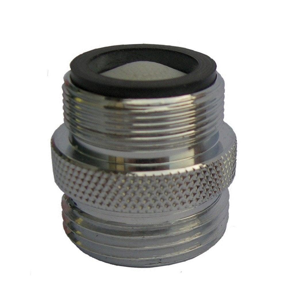 Adaptateur m le 24 100 mm boutte leroy merlin - Adaptateur robinet machine a laver ...