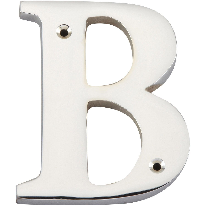 grosse lettre b en laiton leroy merlin. Black Bedroom Furniture Sets. Home Design Ideas