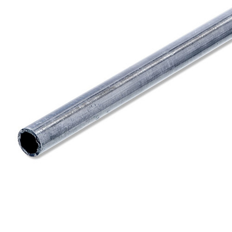 Tube rond acier inoxydable brut l 1 m x diam 8 mm leroy merlin - Tube inox leroy merlin ...