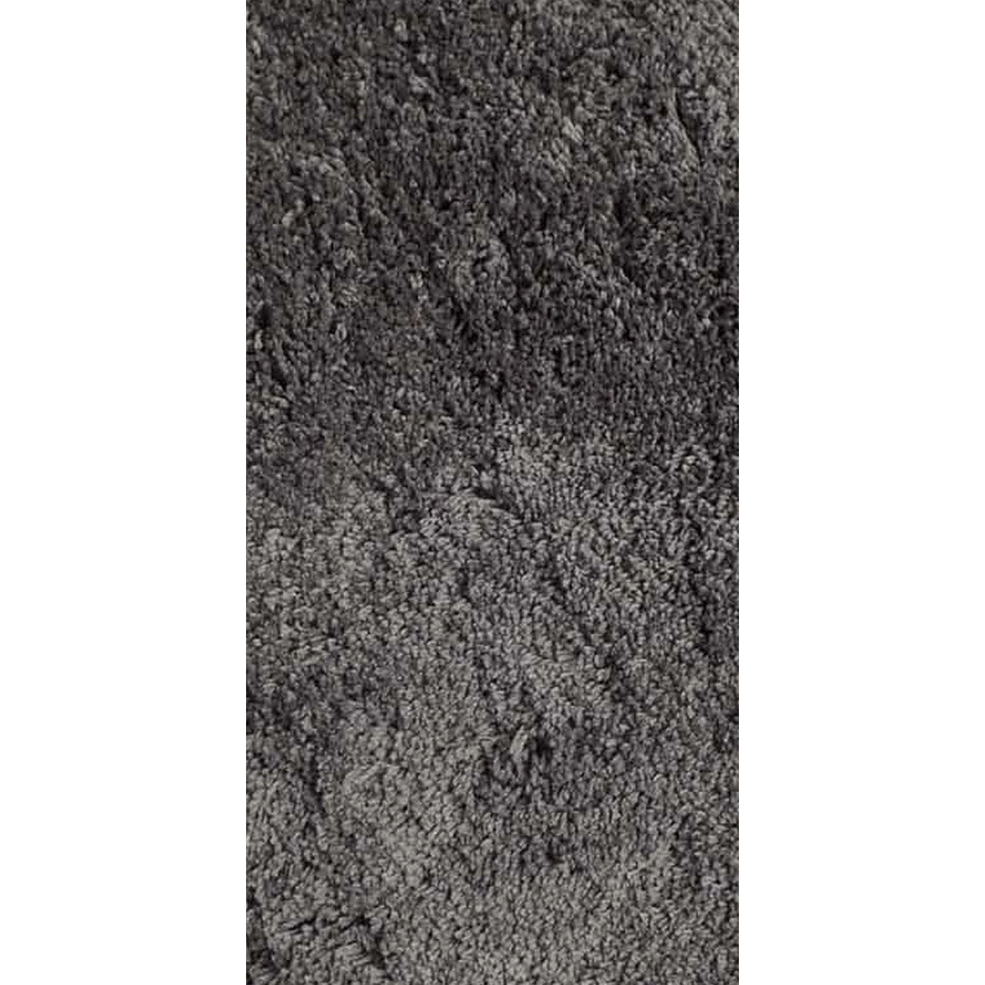 Tapis gris shaggy agathe x cm leroy merlin for Wohnzimmertisch 60 x 120