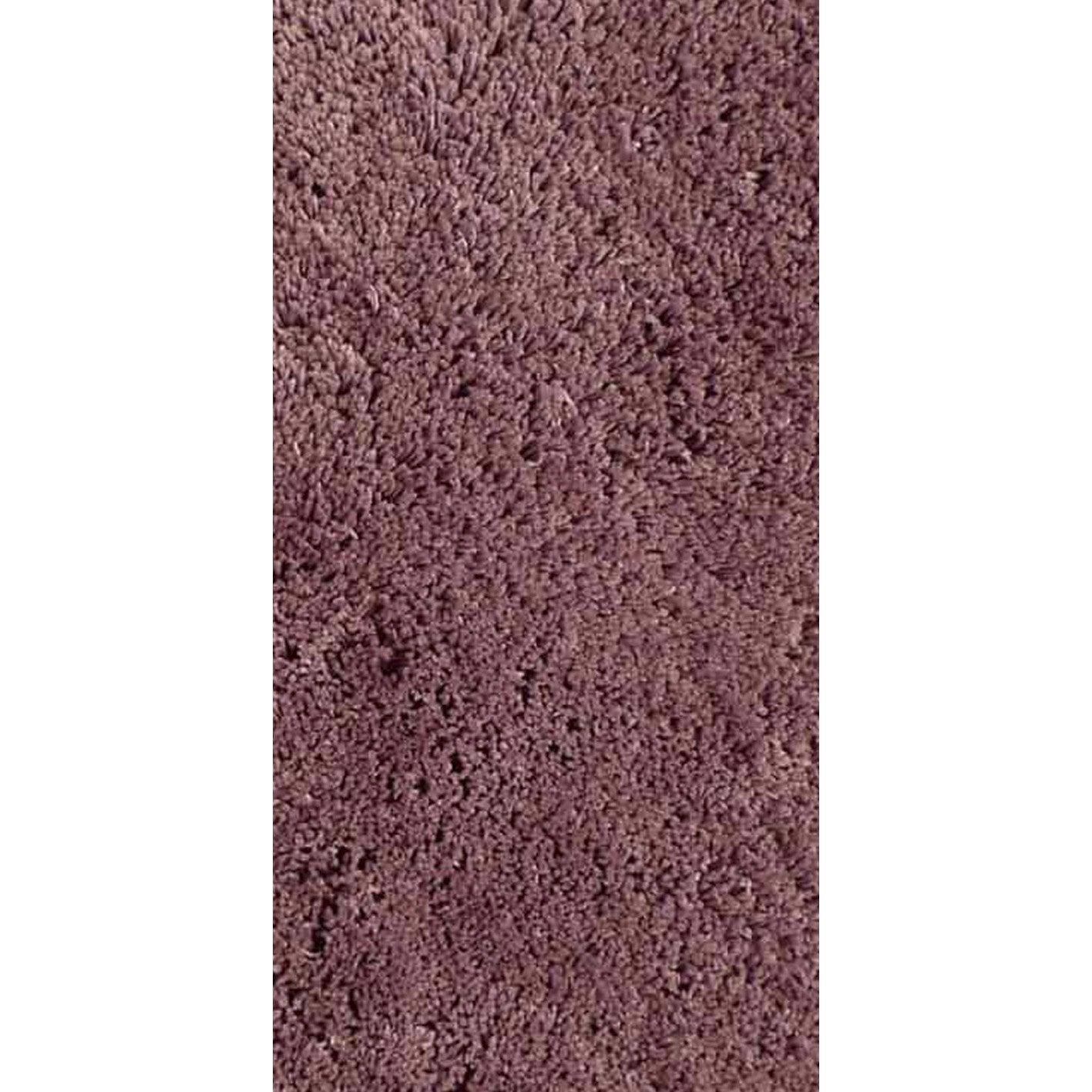 tapis violet shaggy agathe x cm leroy merlin. Black Bedroom Furniture Sets. Home Design Ideas