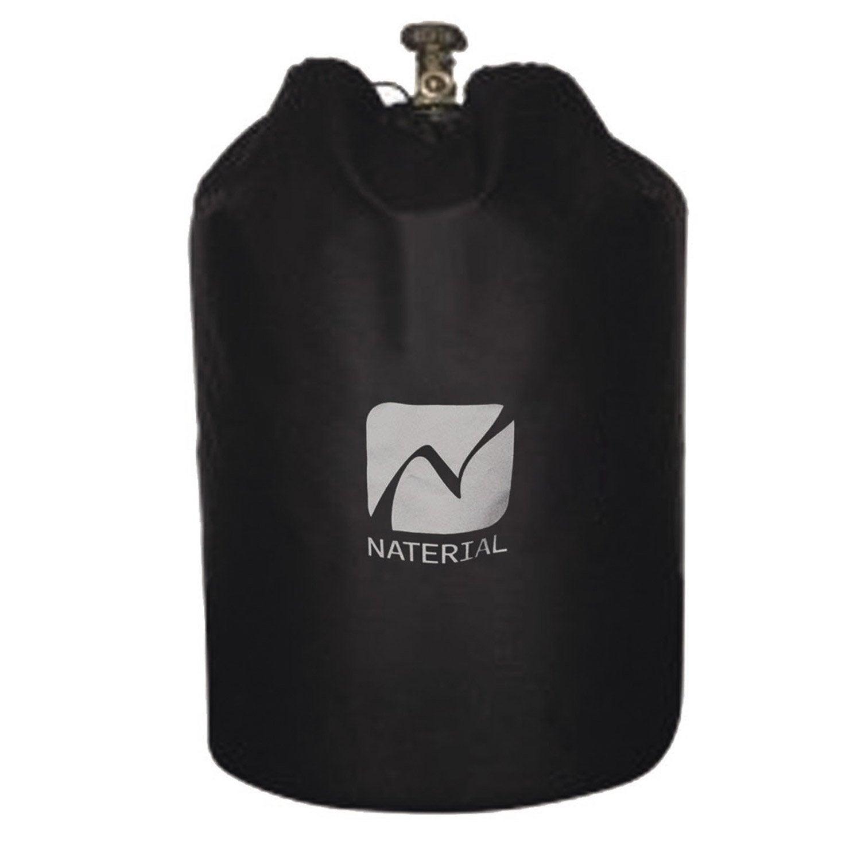 Housse de protection pour bouteille de gaz naterial for Housse barbecue leroy merlin