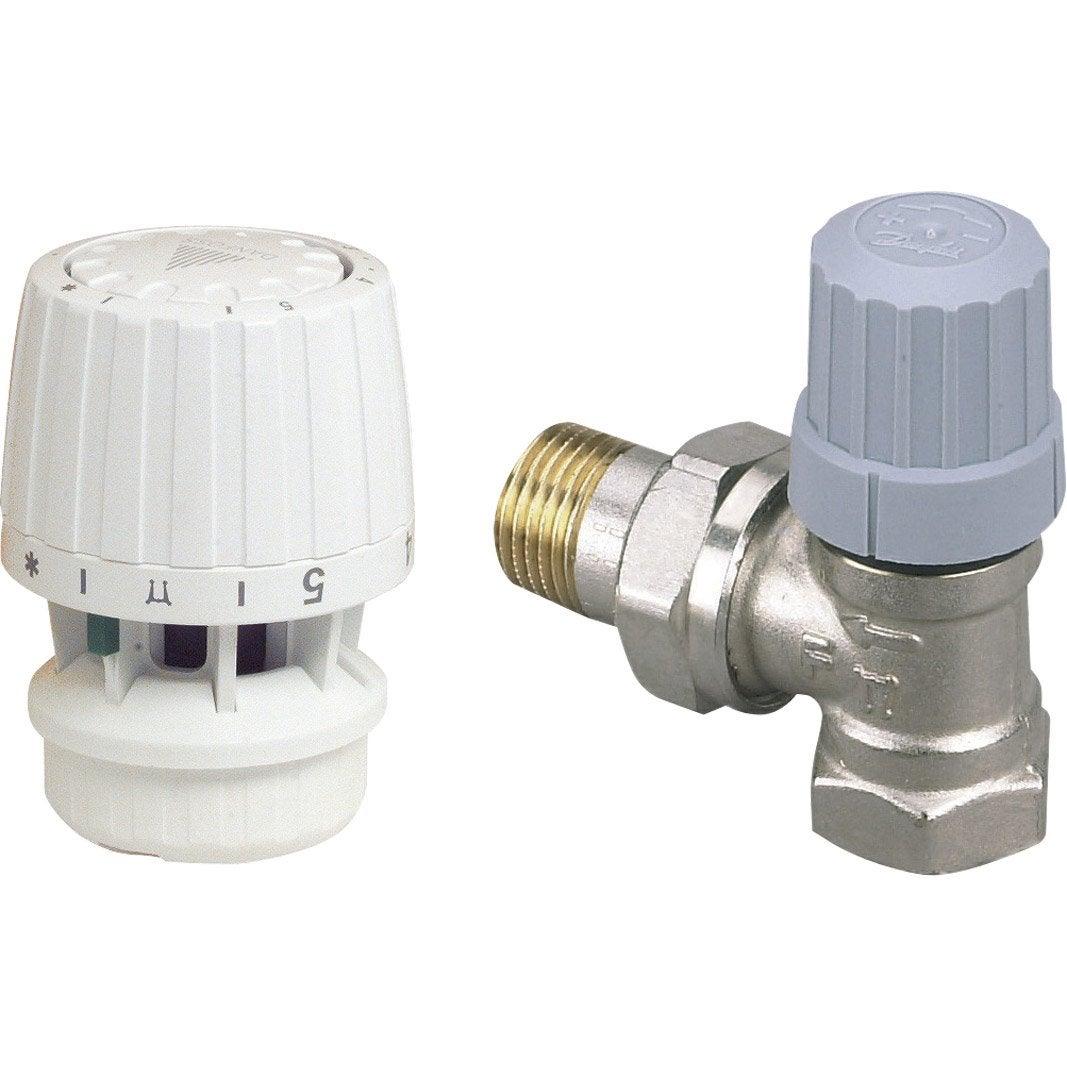 Schema robinet thermostatique danfoss - Robinet danfoss thermostat ...