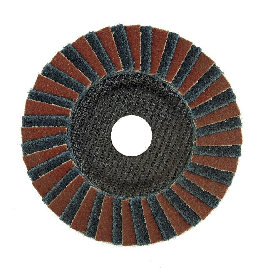 disque à lamelles pour matériaux de construction norton, diam.125