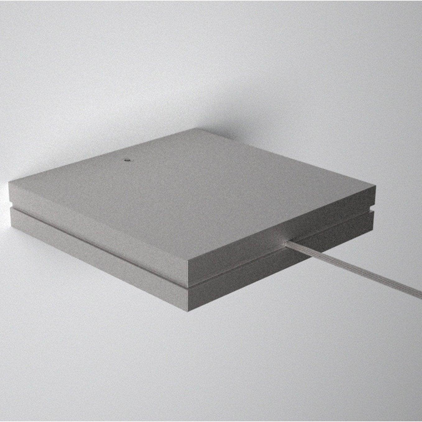 kit complet c ble pour mur et plafond universel blanc l 5 m leroy merlin. Black Bedroom Furniture Sets. Home Design Ideas
