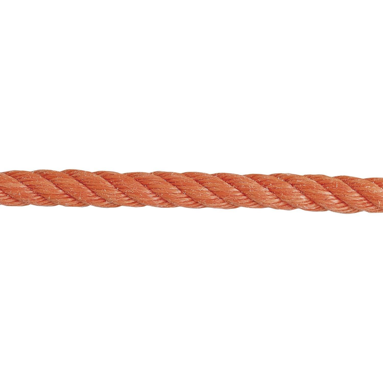 corde torsad e en polypropyl ne diam 14 mm 48 m leroy merlin. Black Bedroom Furniture Sets. Home Design Ideas