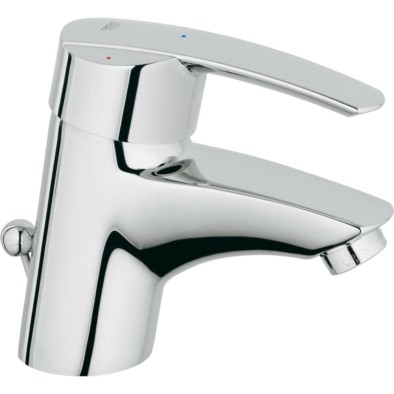 Mitigeur thermostatique bain douche grohe - Mitigeur thermostatique bain douche monotrou grohe ...