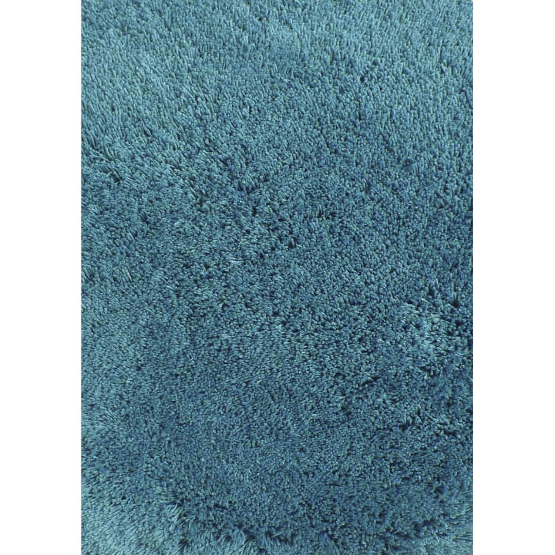 Tapis bleu shaggy agathe x cm leroy merlin - Leroy merlin tapis shaggy ...