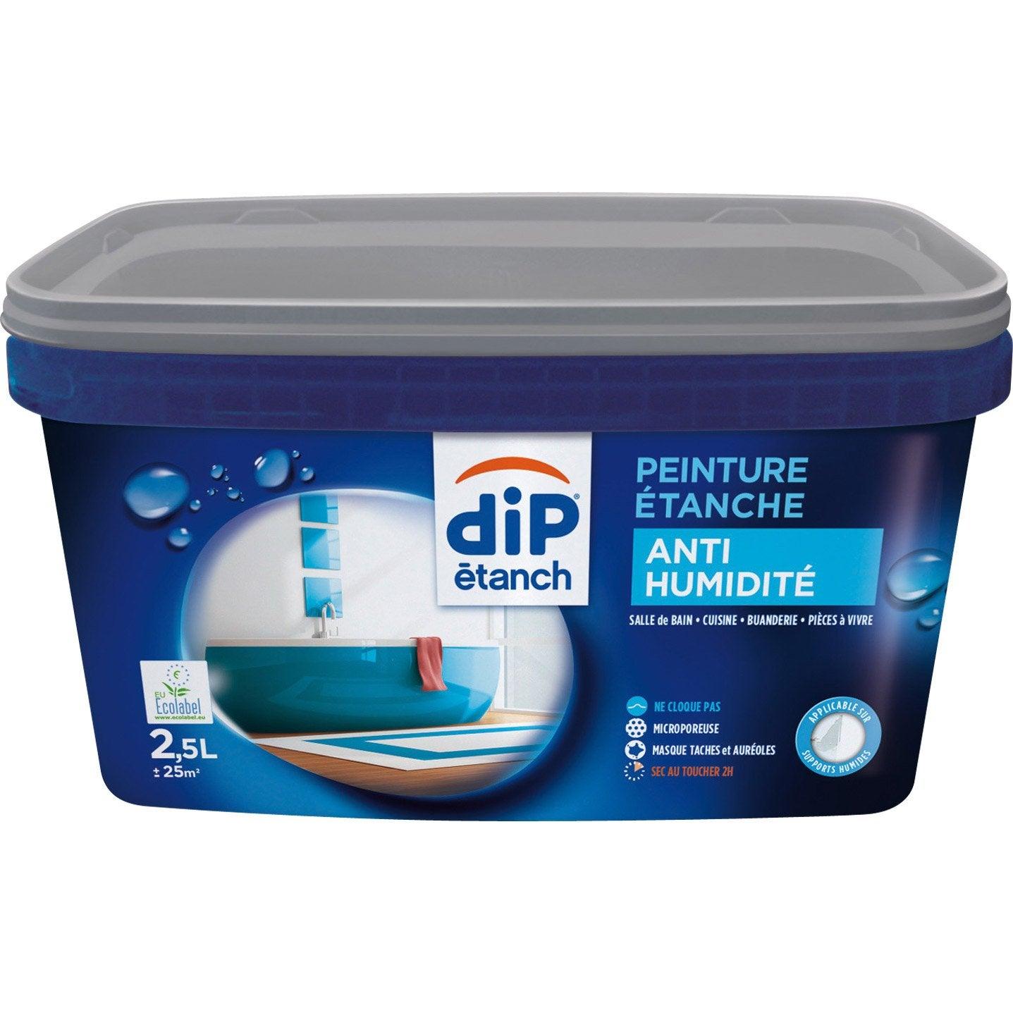 excellent produit anti humidit mur intrieur with peinture salle de bain humidit - Peinture Anti Humidite Pour Salle De Bain