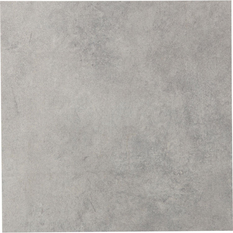 Sol vinyle texline dune gris clair 4 m leroy merlin - Sol gris clair ...